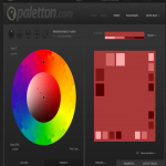 【デザイン】配色を簡単にするためのツール Paletton – The Color Scheme Designer