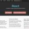 React+reduxでモダンなフロントエンド環境でのサービス開発 導入メモ